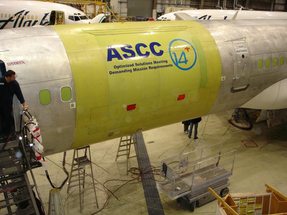 Aircraft wrap